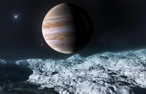 Vita extraterrestre: gli alieni potrebbero nutrirsi di radiazioni
