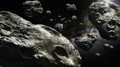 Spazio, scoperti 15mila nuovi asteroidi, 600 quelli 'pericolosi'
