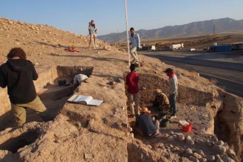 Iraq, antichissima città dell'impero Accadico emerge a pochi passi dall'Isis