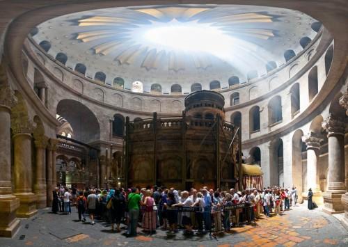 Tomba di Gesù: si infittisce il mistero del Santo Sepolcro