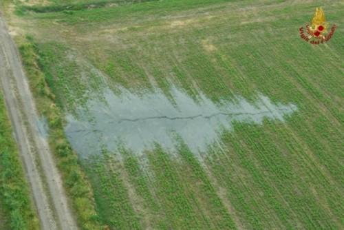 Liquefazione del terreno: si moltiplicano gli avvistamenti