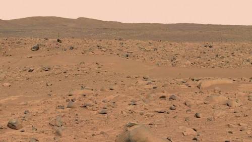 Marte, Utopia Planitia nasconde un grande lago di ghiaccio