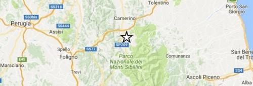 Terremoto: nuova scossa nel Centro Italia, trema Pieve Torina