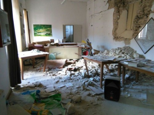 Terremoto: forte scossa 4.0 con epicentro a Preci