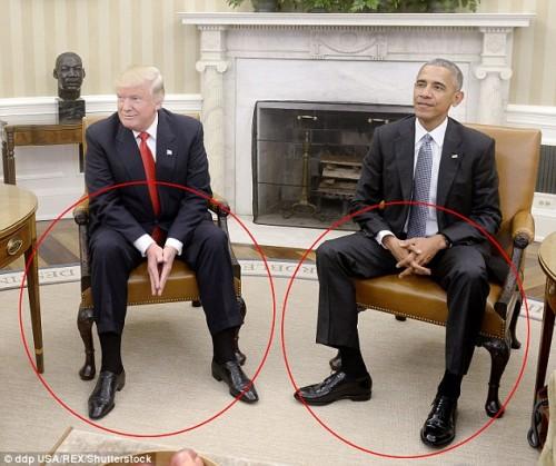 Trump Obama: i gesti spiegati da esperta del linguaggio del corpo