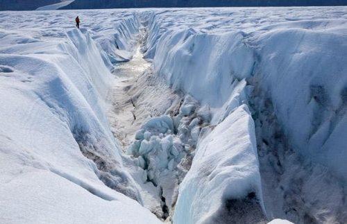 Antartide: l'enorme crepa di Pine Island continua a far paura