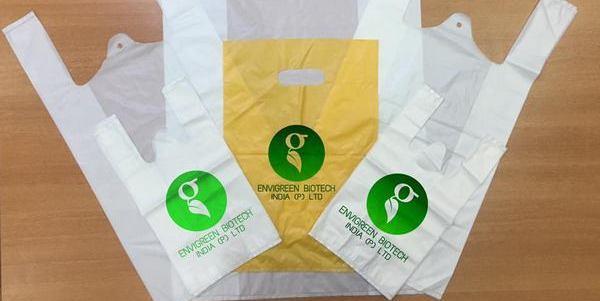 Tecnologia: ecco le buste commestibili e biodegradabili