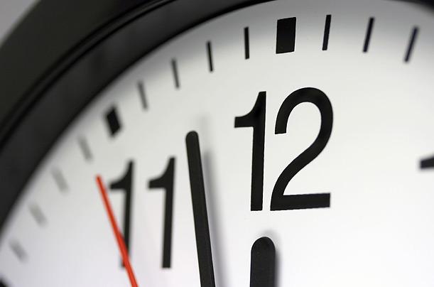 Capodanno: la notte sarà più lunga di un secondo