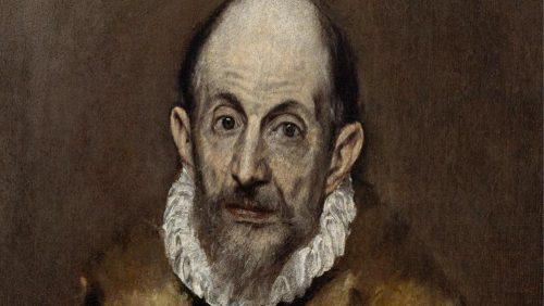 Ictus ischemico, i segni riportati in un autoritratto di El Greco