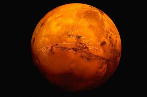 Marte porta i segni di un lungo riscaldamento globale