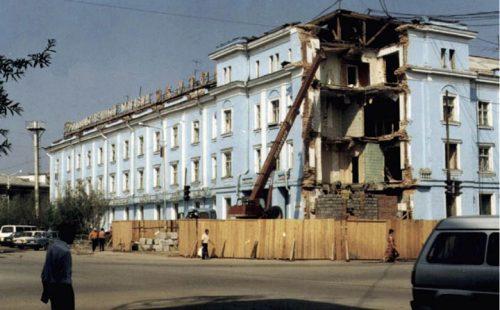 Siberia, lo scioglimento del permafrost mette a rischio intere città