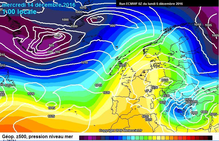 Tendenza meteo lungo termine: possibile nuova irruzione fredda per metà mese?