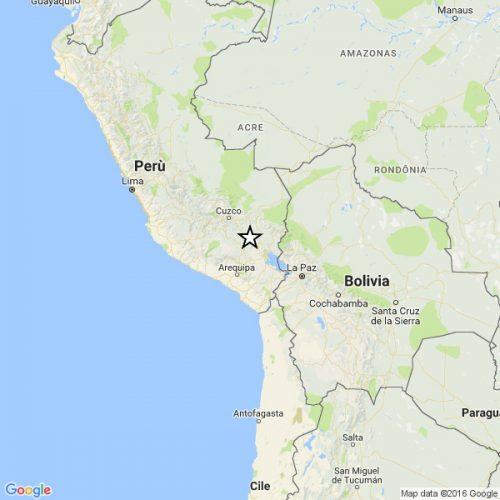 Terremoto Perù: forte scossa di 6.3 gradi nel sud del paese