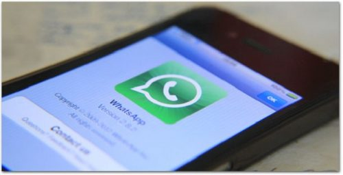 WhatsApp, presto la funzione per annullare un messaggio inviato