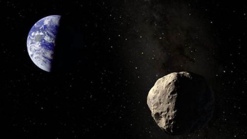 Asteroide del 25 febbraio: ecco quello che c'è da sapere