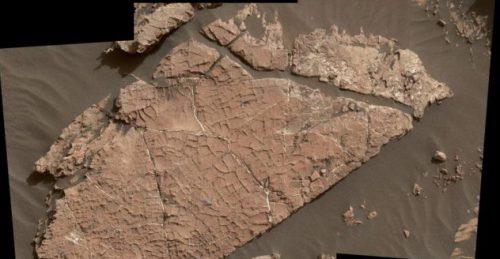 Fango su Marte: la nuova scoperta di Curiosity