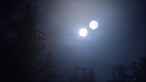 Spazio: la Terra aveva due o più Lune, la nuova teoria