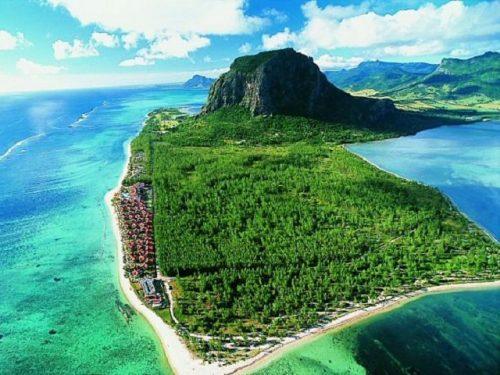 Mauritia, il continente sommerso nell'Oceano Indiano