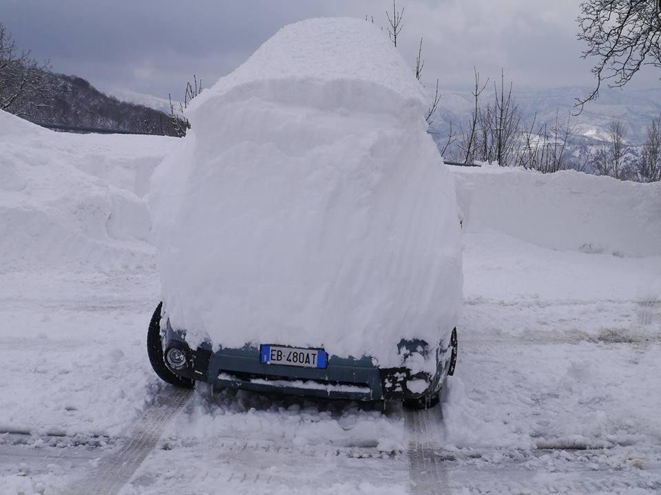 Neve abbondante in arrivo, Abruzzo Molise e Puglia rischiano accumuli eccezionali