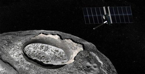 Psyche, l'asteroide che vale 10mila quadrilioni di dollari