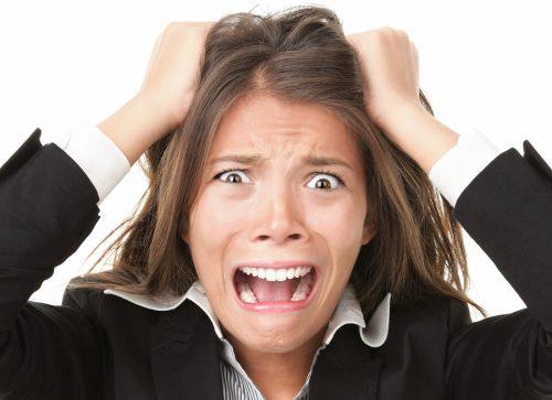 Combattere lo stress: le donne a tavola, gli uomini col sesso