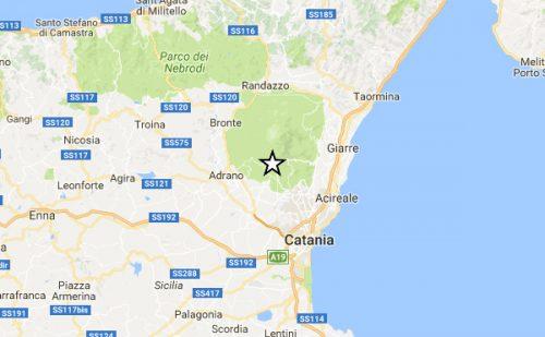Terremoto Sicilia: scosse continue in provincia di Catania