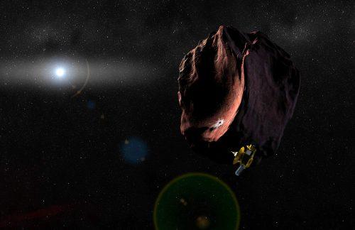New Horizons pronta a fotografare il misterioso 2014 MU69