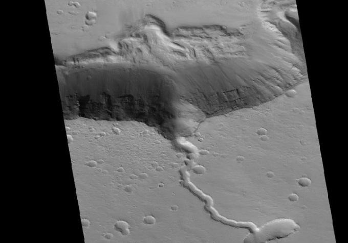 Marte: scoperte tracce di attività vulcanica recenti