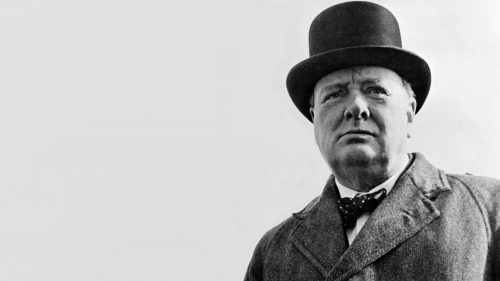 Churchill credeva negli alieni: scoperto un documento inedito