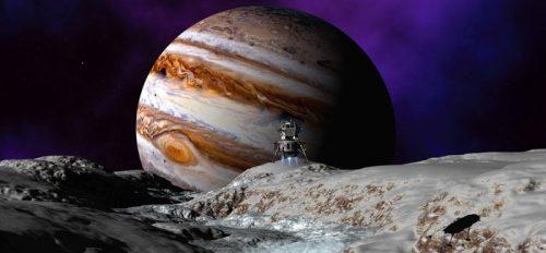 Vita su Europa: la NASA si appresta a lanciare un lander