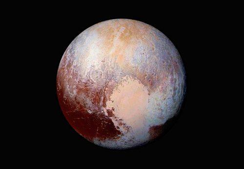Plutone: ecco come si è formata la macchia rossa