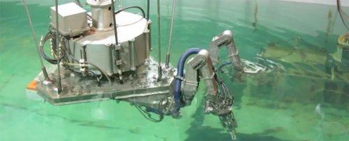Fukushima: le fortissime radiazioni distruggono il robot