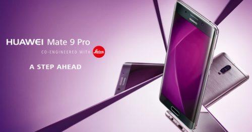Huawei Mate 9 Pro recensione: bello e potente