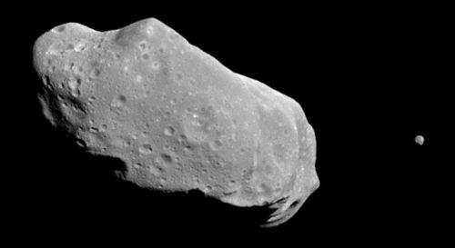 Spazio: un asteroide ha sfiorato la Terra nella giornata di ieri