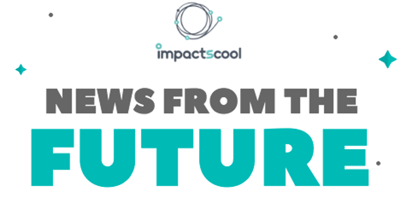 News from the future, imperdibile evento Impactscool all'Università Roma Tre
