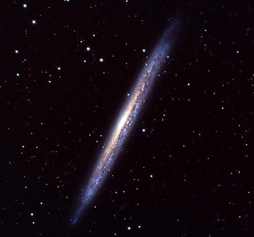 NGC 5907 ULX: fotografata la pulsar più luminosa di sempre