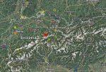 Terremoto Svizzera Nord Italia 6 Marzo 2017