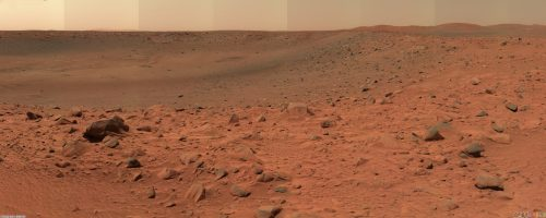 Mattoni su Marte: scoperto il metodo per realizzarli
