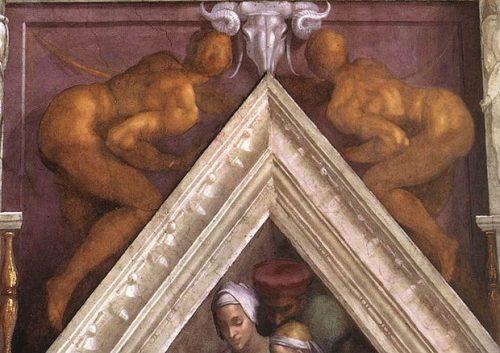 Simboli nascosti nelle opere di Michelangelo, la scoperta