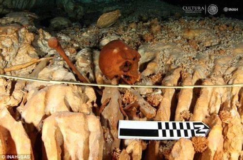 Naia, la giovane che ci mostra la vita di 12.000 anni fa