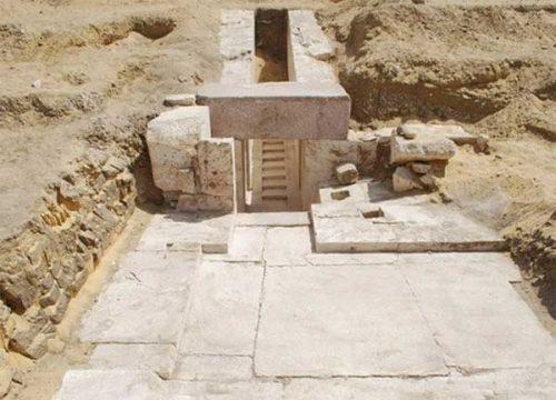 Egitto: scoperta piramide di 3.700 anni fa