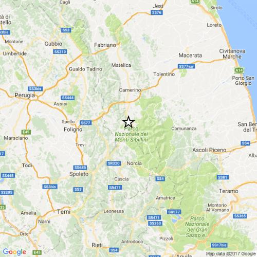 Terremoto Centro Italia: nuova notte di paura, decine di scosse