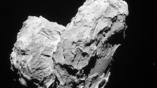 Ossigeno sulla cometa di Rosetta: scoperta l'origine