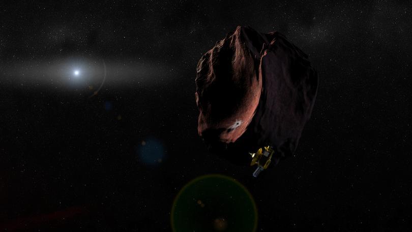 MU69, il prossimo obbiettivo di New Horizons sempre più vicino