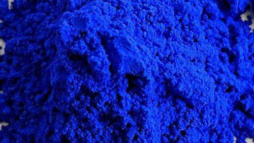 nuova tonalità di blu