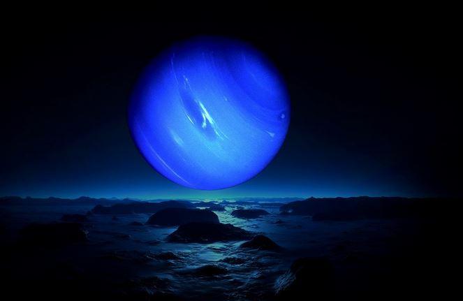 Scoperta acqua nell'atmosfera di un pianeta simile a Nettuno