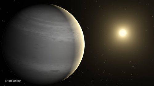Spazio: un sistema planetario 'gemello' al nostro intorno a Epsilon Eridani