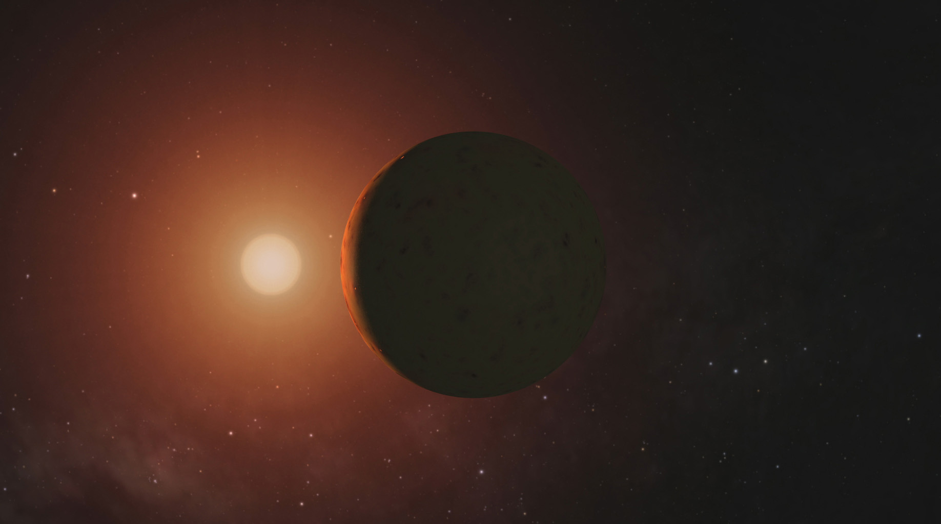 Trappist-1h: scoperte le caratteristiche del 'pianeta misterioso'