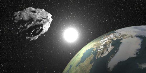 Spazio: scoperti dieci asteroidi potenzialmente pericolosi