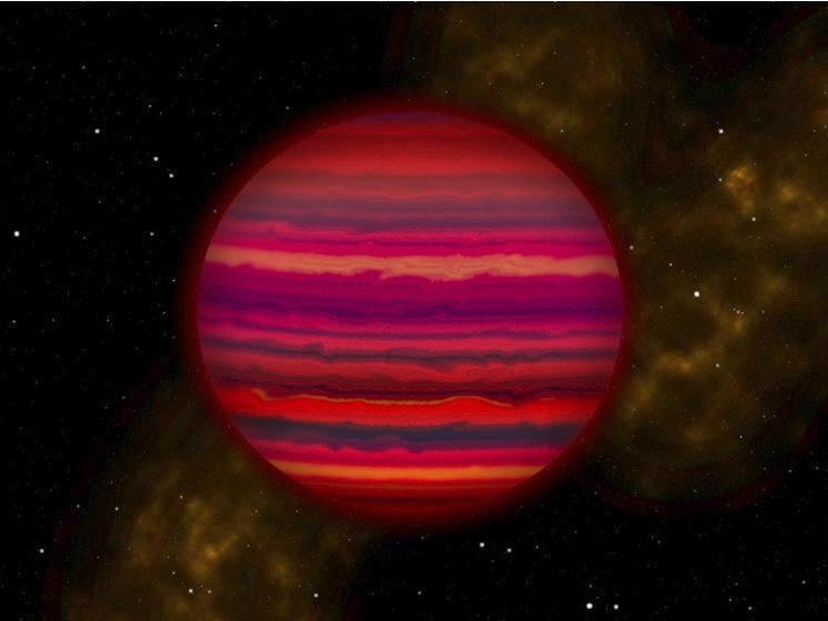 Spazio: scoperta nana bruna a 100 anni luce dal Sole